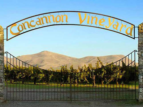 Just one of the many word-class wineries in the Livermore Valley