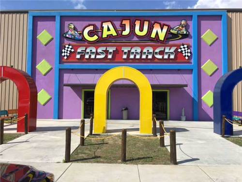 NEW Cajun Fast Track Next door