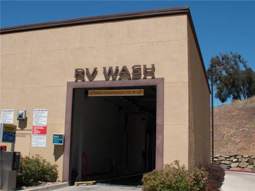 24 hour General Store with touchless RV Wash