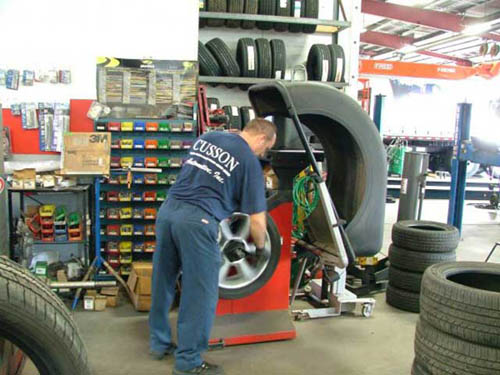 Tires & alignments available on all RVs