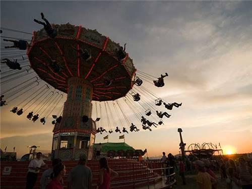 Home of the Deschutes County Fair & Rodeo