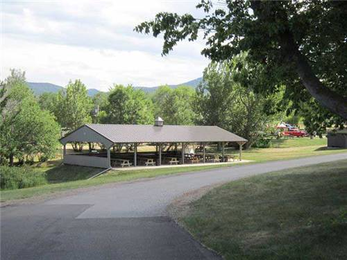 Pavilion for Groups & Family Reunions