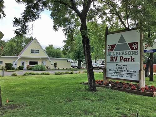 Welcome to All Seasons RV Park