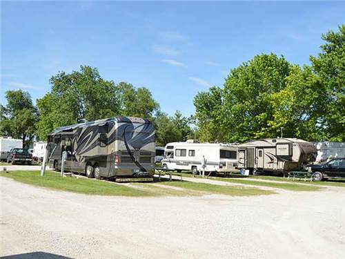 Stay with Us at All Seasons RV Park