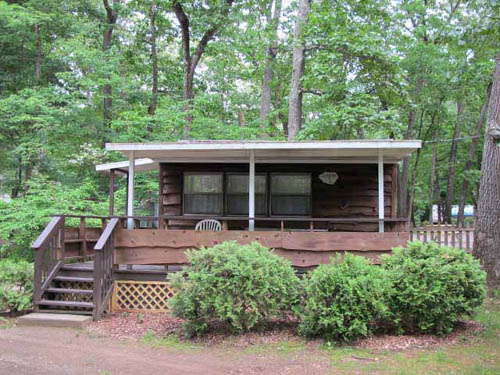 Cabins to rent so you can bring family