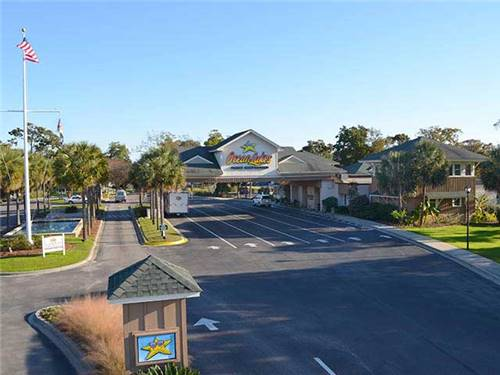 Ocean Lakes features nearly one mile of oceanfront camping in Myrtle Beach, SC.