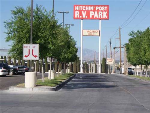 Welcome to Hitchin' Post RV Park