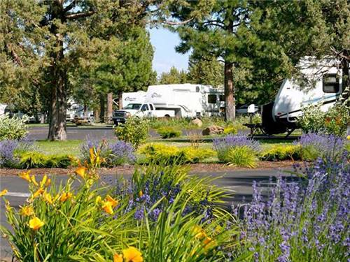 Bend/Sisters Garden RV Resort is the Jewel of Central Oregon