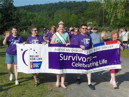 Make friends and walk for a purposeful cure