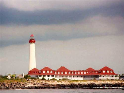 Enjoy historic Cape May attractions ---