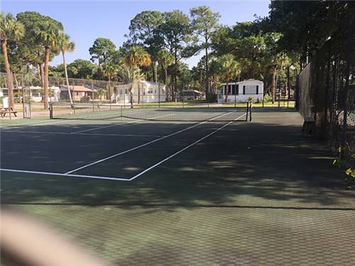 Tennis,  shuffleboard,  basketball