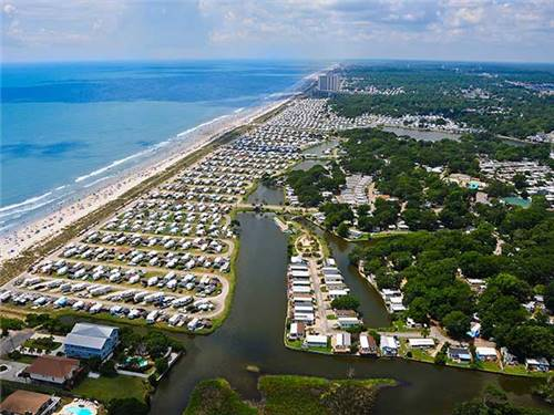 Nestled along the oceanfront in Myrtle Beach,  SC