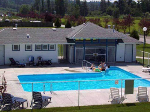Enjoy our beautiful outdoor pool