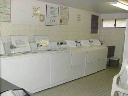 Plenty of washer and dryers