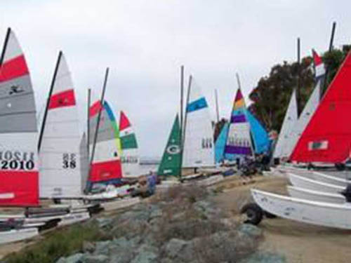 Hobie Classic Weekend In June