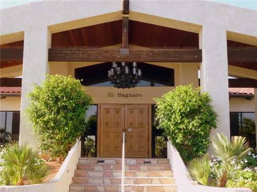 El Saguaro Clubhouse