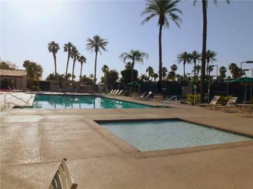 El Saguaro Pool