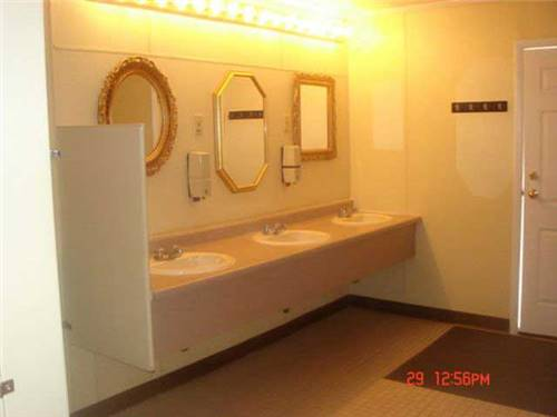 Check out our top rated 10 restrooms
