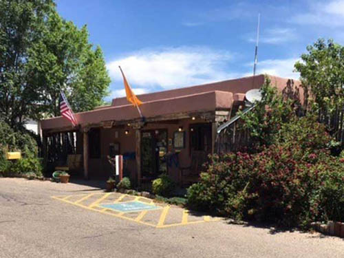 Santa Fe's Premier Close In RV Park and Campground