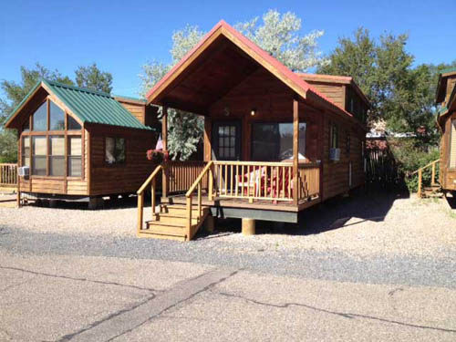 Furnished rental Cabins available