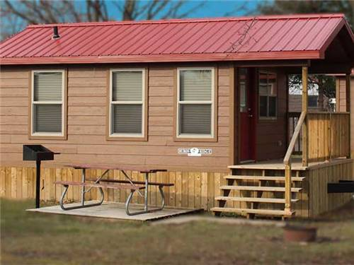 New Camping Cabins