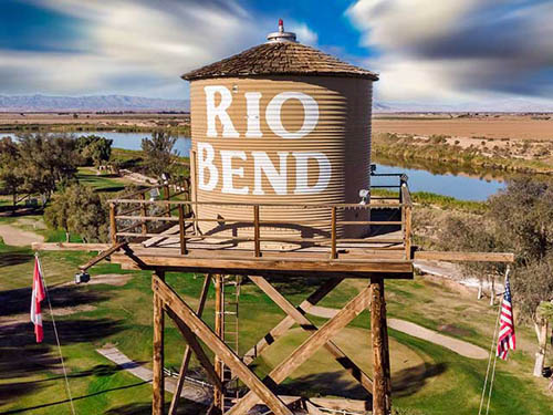 WELCOME TO RIO BEND RV GOLF RESORT