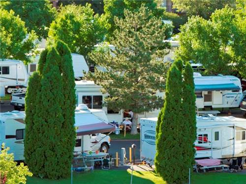 Welcome to Carson Valley RV Resort