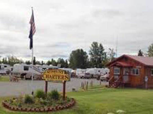Alaskan Angler RV Resort is Ninilchik's finest outdoor hospitality facility