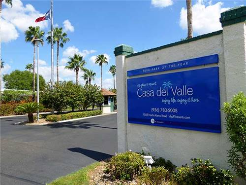 Casa del Valle is in the Rio Grande Valley