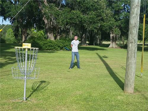 DISK GOLF IN FUN FOR EVERYONE