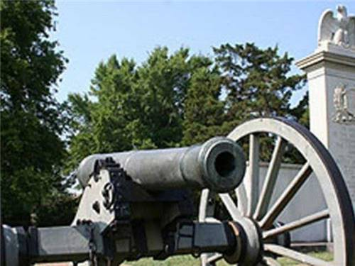 History abounds at Tupelos Battlefield.