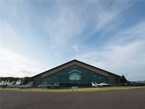 Evergreen Museum Campus - Home of the Spruce Goose