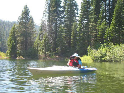 Great Sierra Nevada outdoor adventures