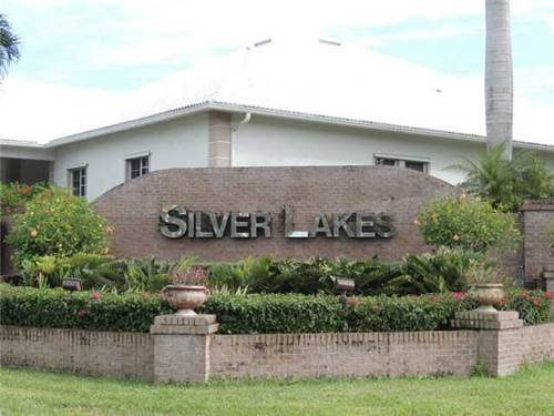 Welcome to Silver Lakes RV & Golf Resort