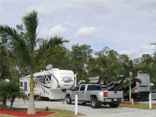 5th wheels, motorhomes & travel trailers