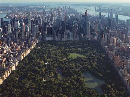 SEE THE STATUE OF LIBERTY FROM YOUR RV!