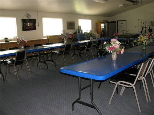 Group Facilities for Rallys and Reunions