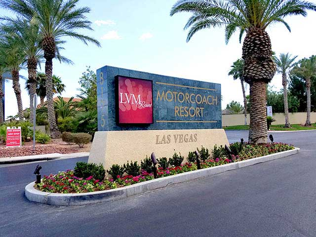 Award Winning LVM Resort is 41 acres.