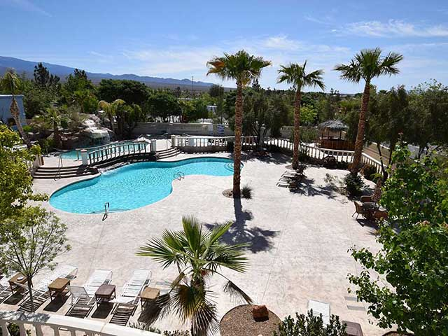 Enjoy the Best RV Resort & spa in Nevada