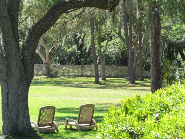 Enjoy our natural surroundings