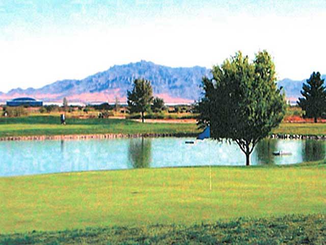 18-hole Rio Mimbres Golf Course