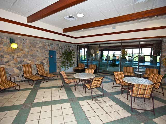 CVI Indoor Pool Area A