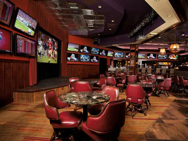 Sports Lounge Hi