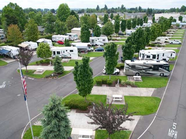 Bring your Rv'ing friends, we have room