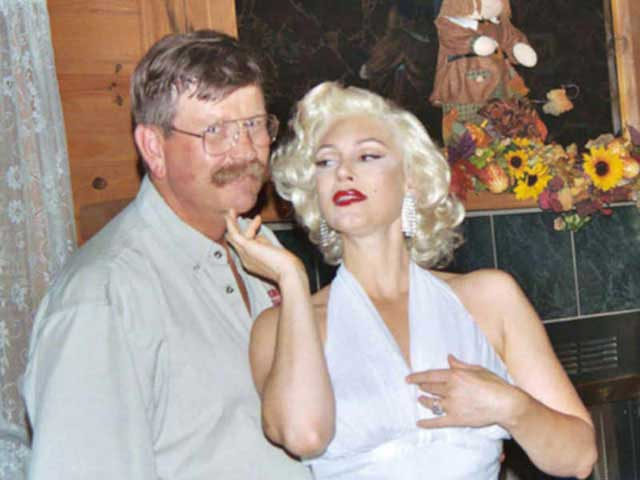 You might get a kiss from Marilyn herself. See our Legends in Concert show.