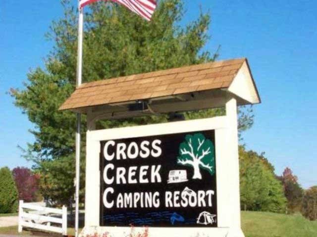 Welcome to Cross Creek Resort