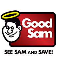 Good Sam Park Window Clings - 6