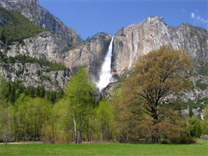 Upper Yosemite Falls
