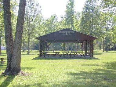 Oak Plantation Picnic Shelter