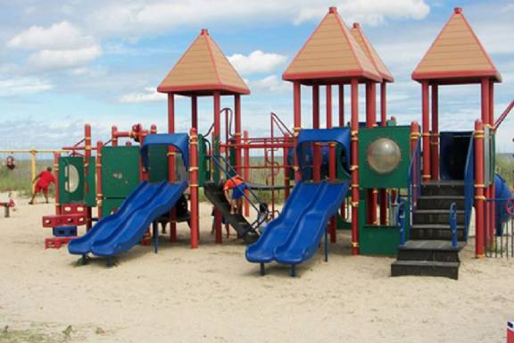 Lakewood Camping Resort Playground